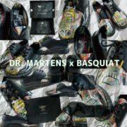 創立60周年モデル|DR. MARTENS x JEAN-MICHEL BASQUIAT