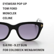 EYEWEAR POP UP