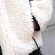 ボアジャケット&コート、予約受付中|HYKE FAUX SHEARLING
