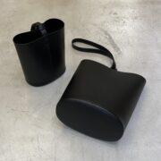 RIM.ARK One handle bucket bag