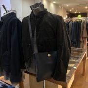 『Hender Scheme』twist buckle bag S
