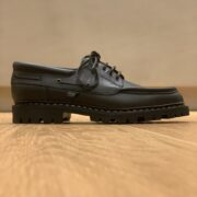 Paraboot のデッキシューズ『CHIMEY』