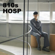 待望のニューカラー 810s HOSP